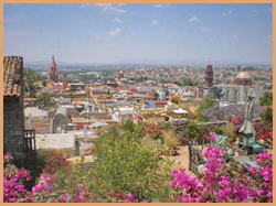 San Miguel de Allende - lecture The Science of Spiritual Marketing